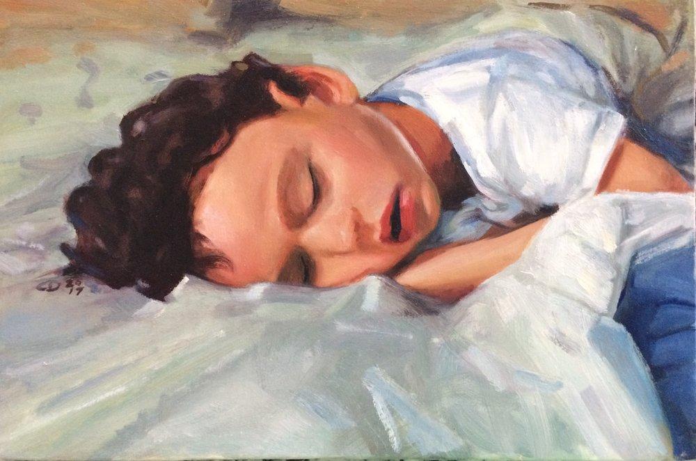 Andrew's naptime