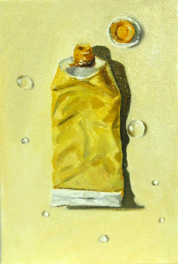 Oil and water no.2