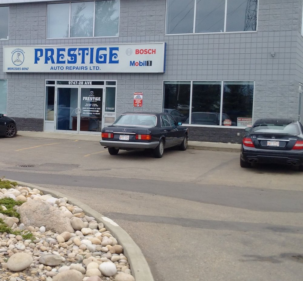Prestige Exterior