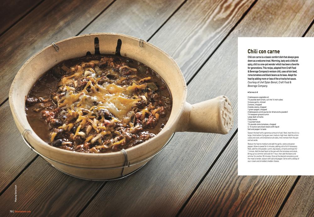 Flava Magazine - Comfort Food