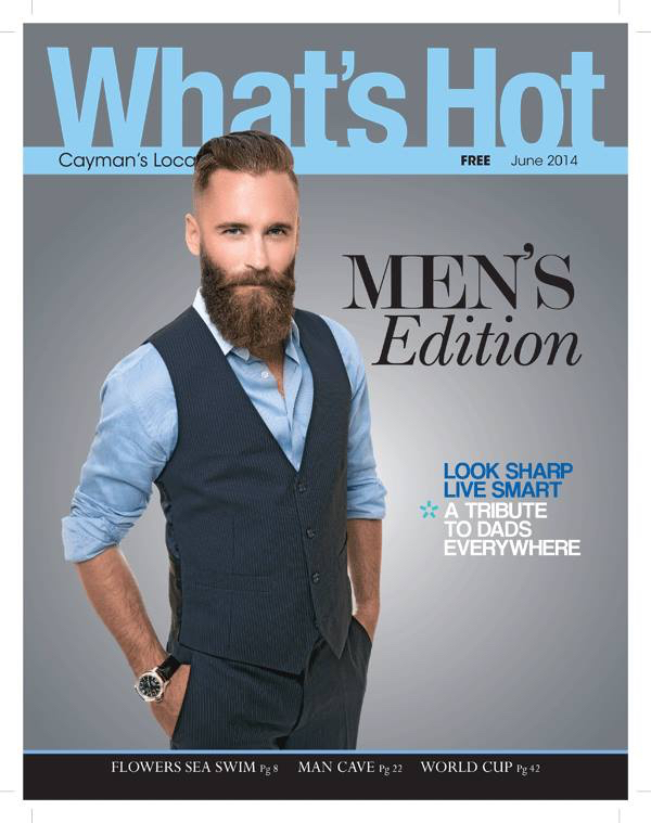 What's Hot Magazine - Men's Edition, June 2013