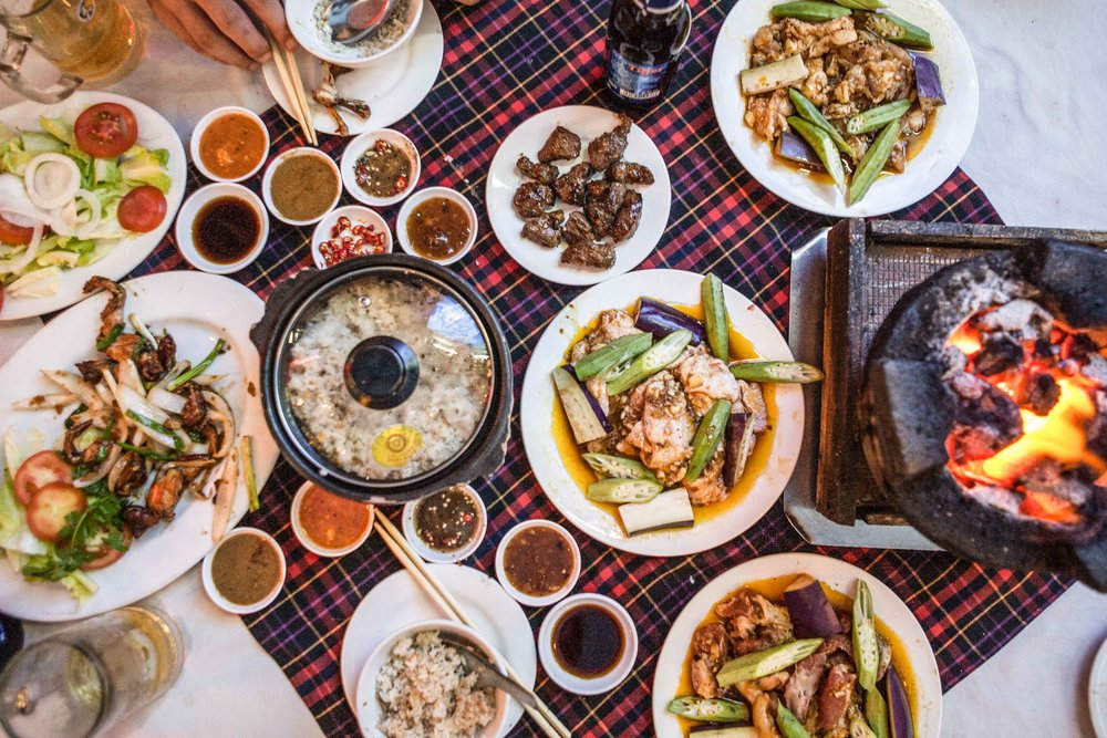 Vietnamese Barbecue - The Good, The Bad & The Udder