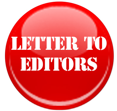 open letter to all editors.