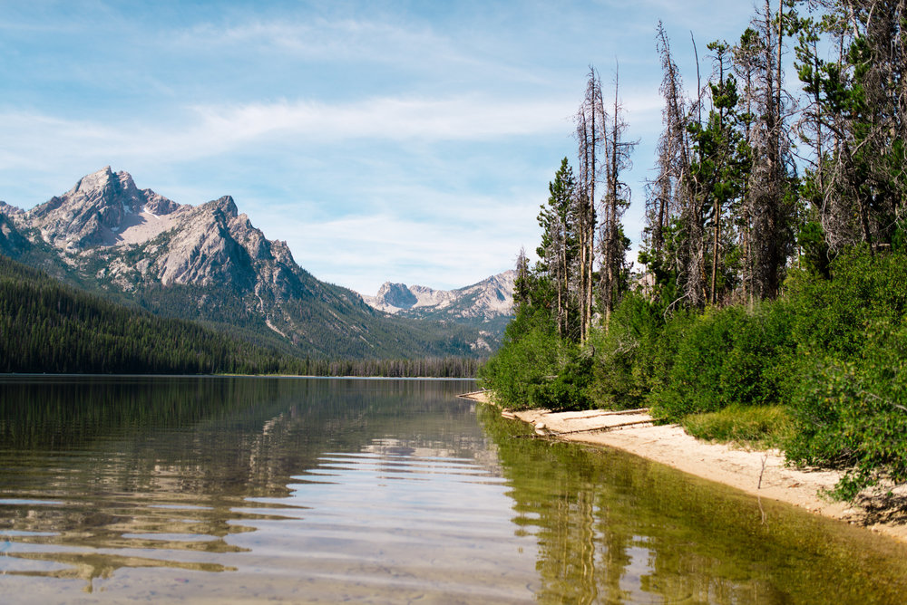 REDFISH LAKE - May 26 - 28