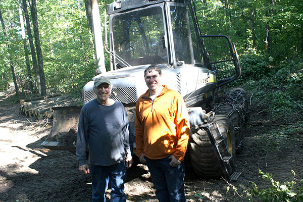 McKinney Logging — Iron Horse Loggers