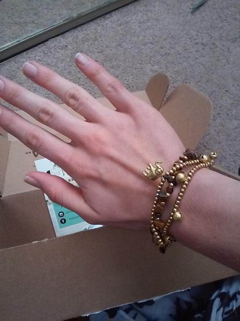 Elephant Pants bracelet