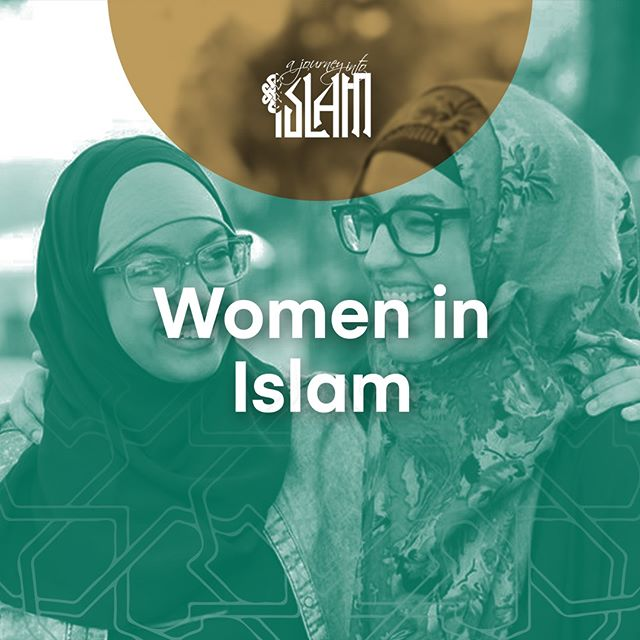 This year's A Journey Into Islam's theme is Women in Islam, that's why we are highlighting the many important roles women play both in Islamic history and in today's Islamic societies. Check out this year's Journey to learn more! #AJII19 #Women #Islam #Muslim #Event #MuslimWomen