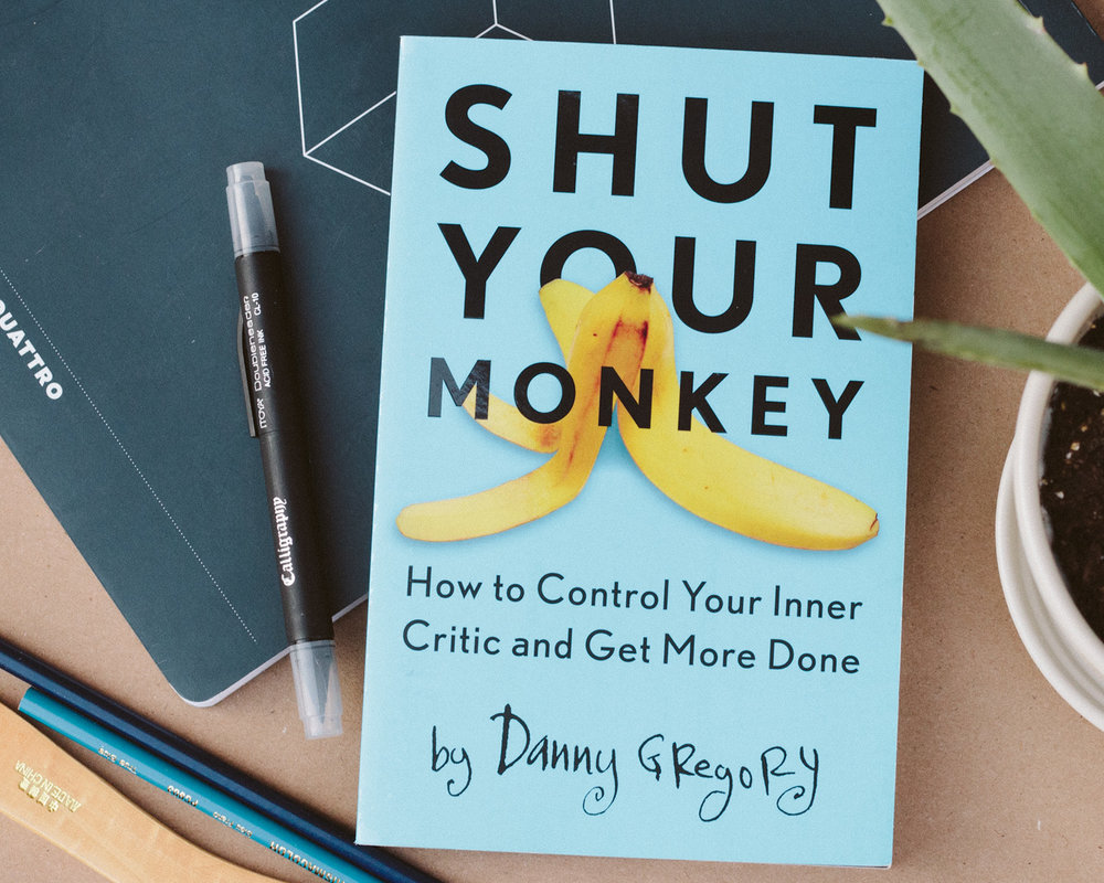 A Bird of Passage: Shut Your Monkey Book Review