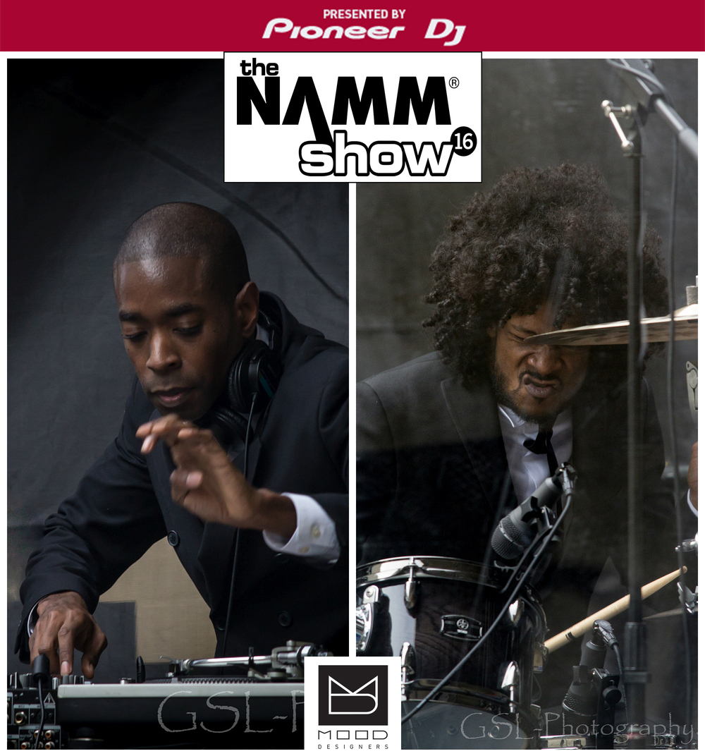 The Mood Designers at NAMM 2016