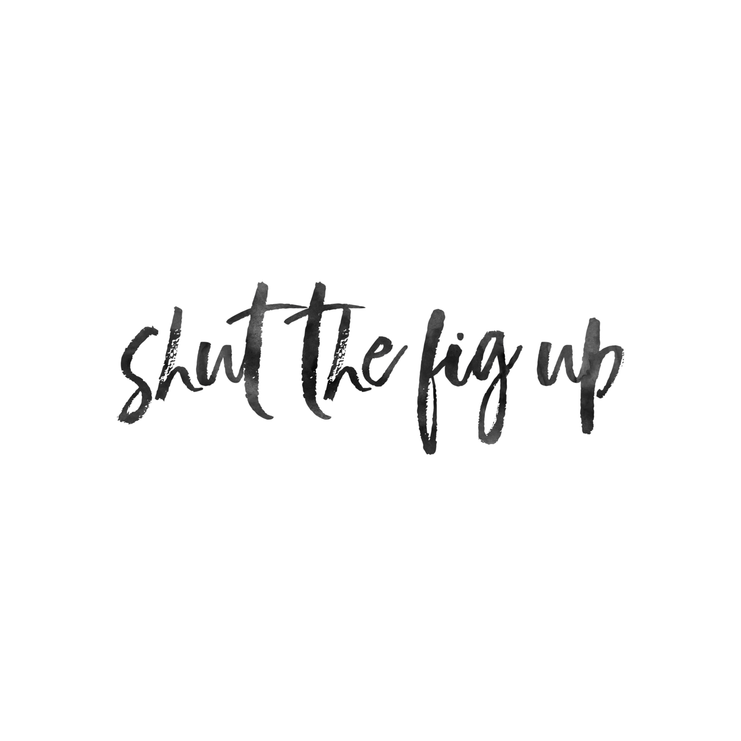 shut the fig up | devoted to real food, nutrition & self-care