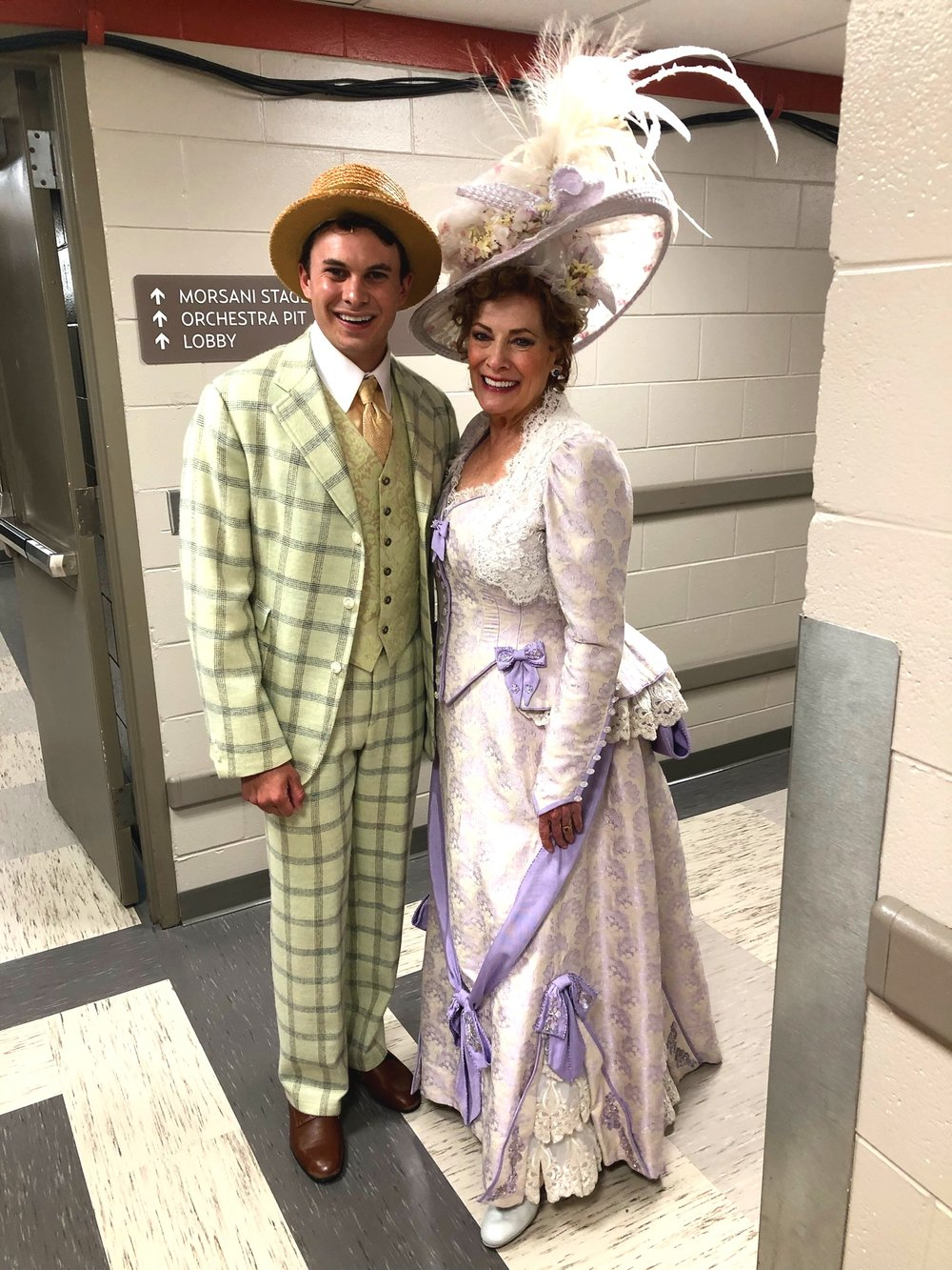 Hello, Dolly! 1st National Tour