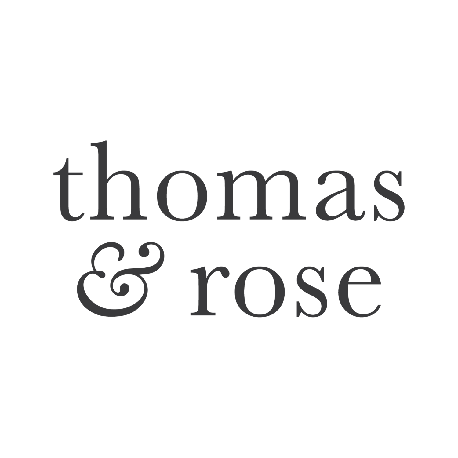 Thomas and Rose