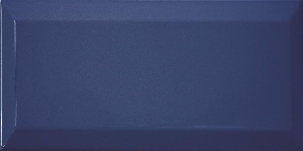 Metro Bleu Fonce Br  · 7,5x15