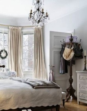 Bedroom Coat Rack