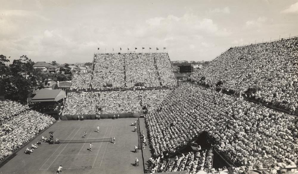 Vintage Tennis Courts