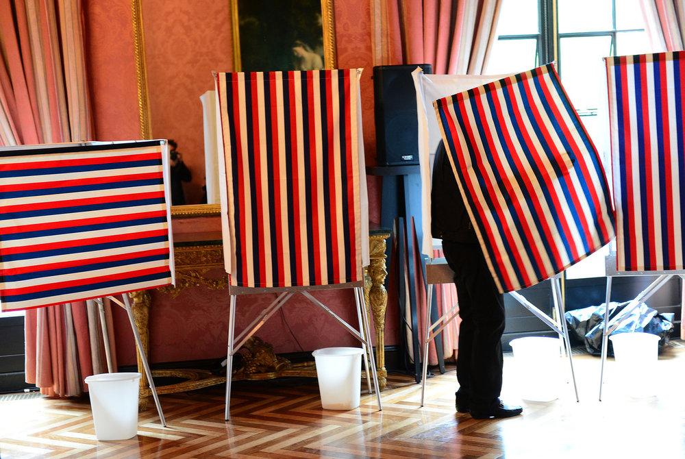 Imagen de elecciones francesas