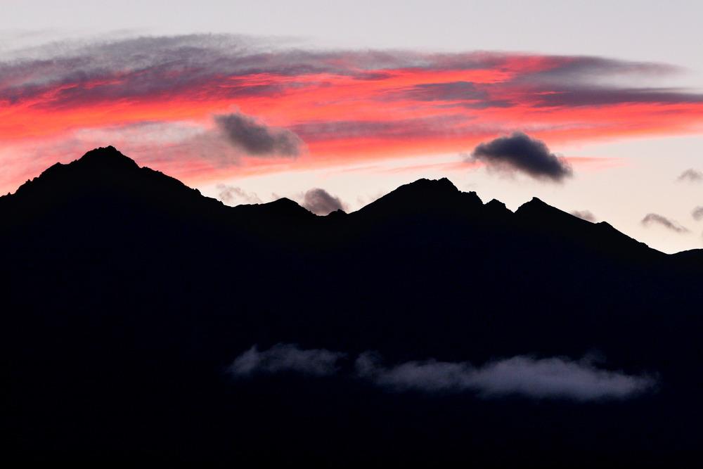 Queenstown Sunrise | Reid Burchell Photography
