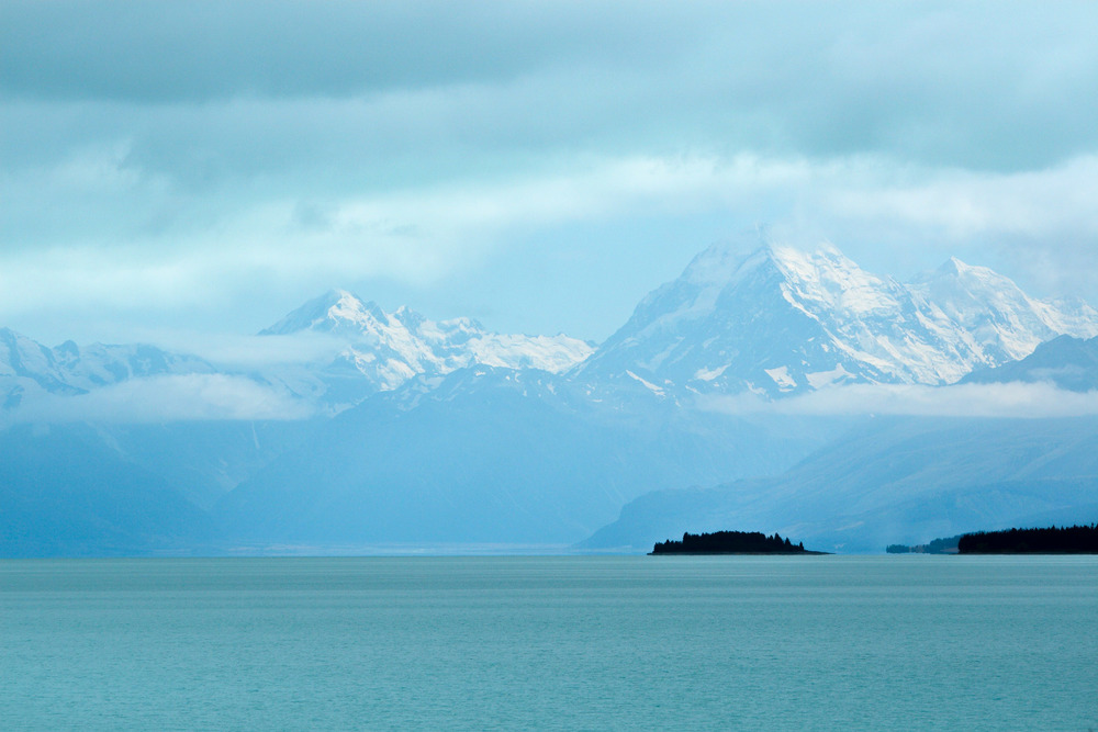 Mount Cook | Reid Burchell Photography