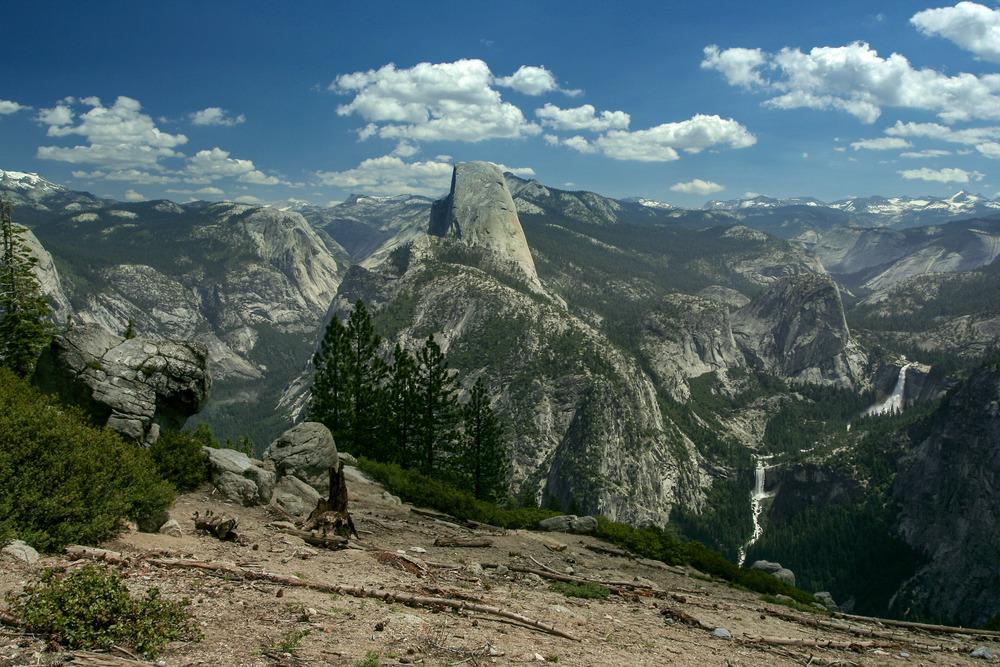 Yosemite Valley Reid Burchell Photography