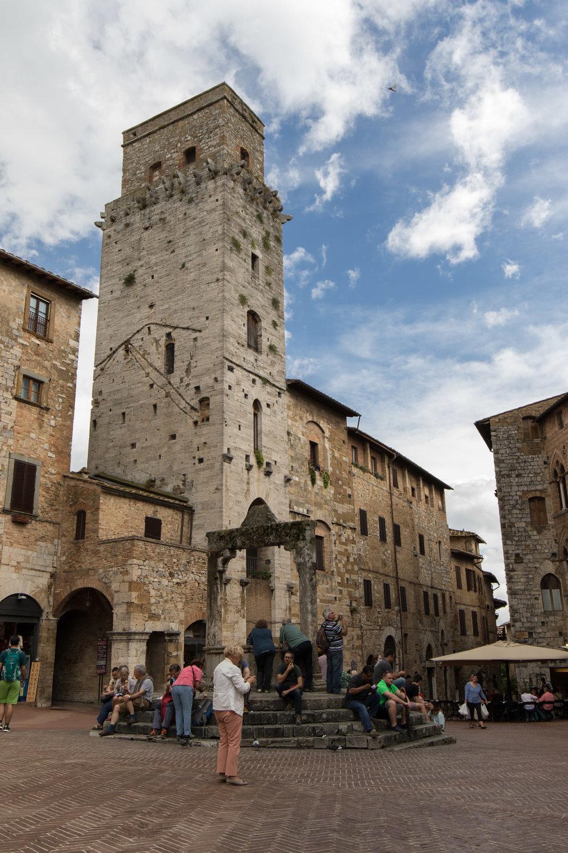 San Gimignano, Tuscany, Italy   Reid Burchell Photography