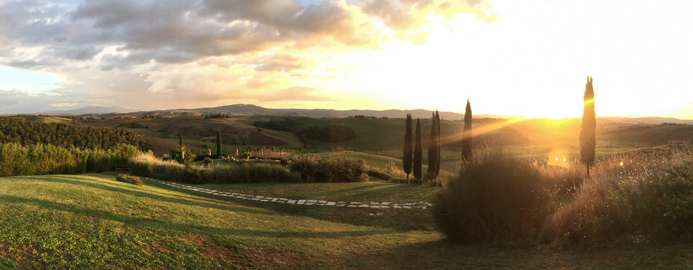 Agriturismo Podere Cunina, Tuscany, Italy   Reid Burchell Photography
