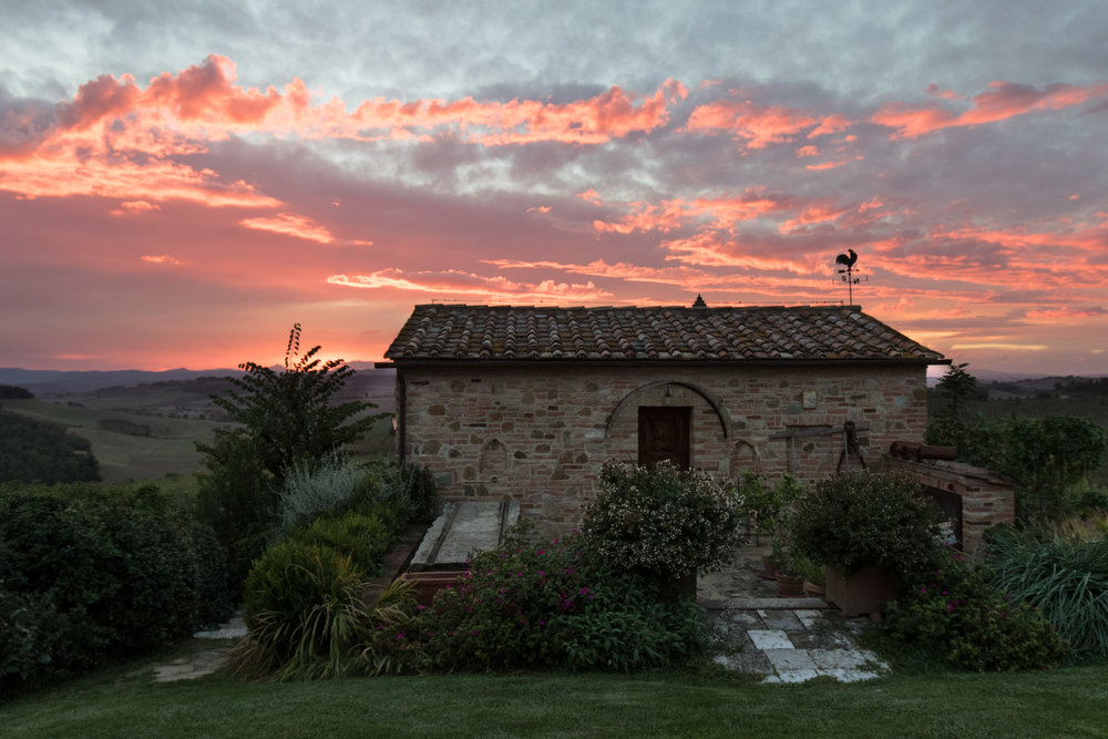 Agriturismo Podere Cunina, Tuscany, Italy | Reid Burchell Photography