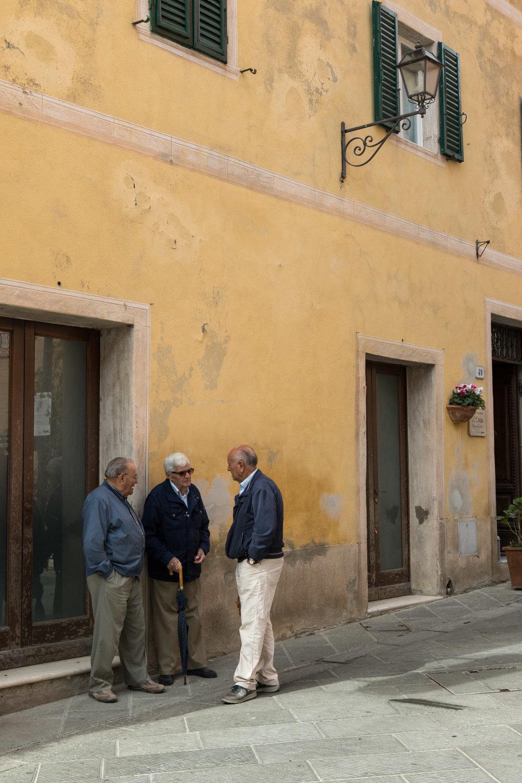 San Quirico d'Orcia, Tuscany, Italy | Reid Burchell Photography