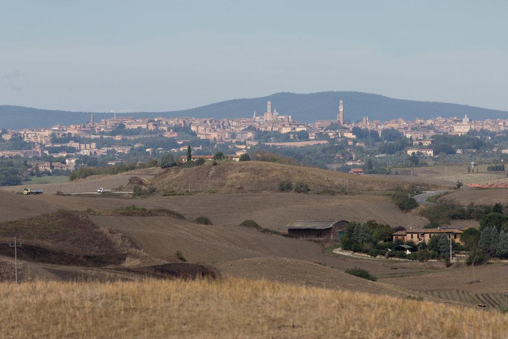 Siena, Tuscany, Italy | Reid Burchell Photography