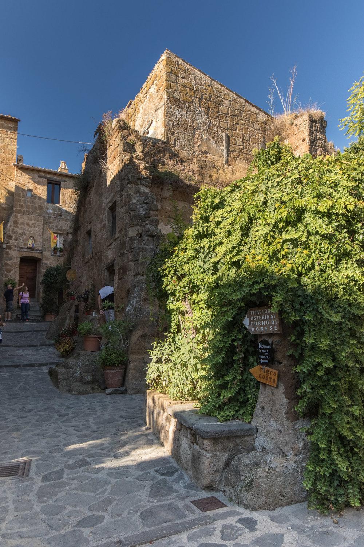 Civita di Bagnoregio, Umbria, Italy   Reid Burchell Photography
