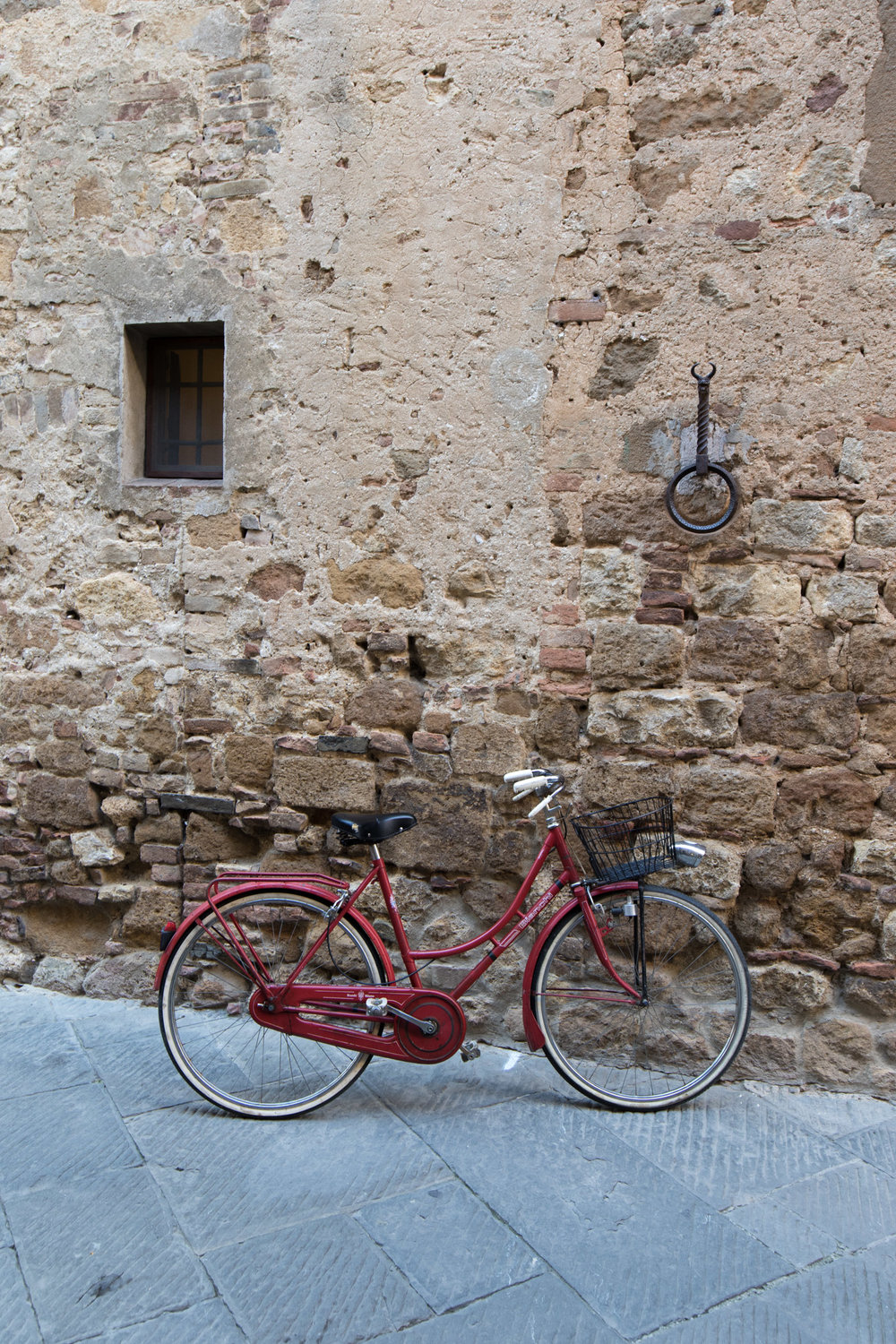 Red Bianchi, Pienza, Tuscany, Italy | Reid Burchell Photography