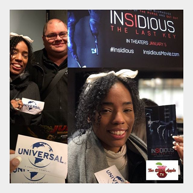 #datenight with #mezcotoyz for the prescreening of #insidious #horror much #enjoyed #thanks guys for the invite #muah see you guys soon #horror #movie for #2018 nice #kickoff #scarymovie