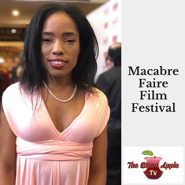 Working the #redcarpet for the #queen of #horror #mfff #2018 #actorslife #fun #screams & #dreams #muah to you all