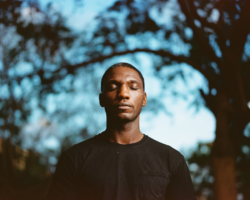 Grammy Nominee, Cedric Burnside
