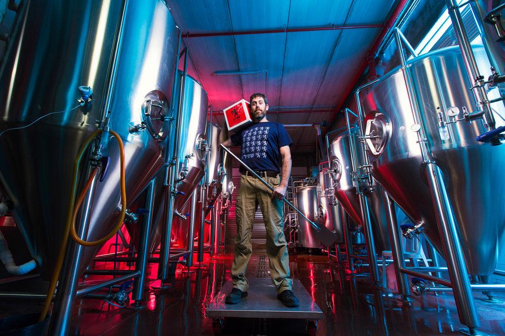 Shapiro Brewery Campaign