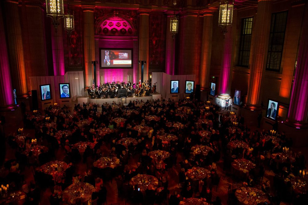 The 69th Annual Horatio Alger Awards celebration