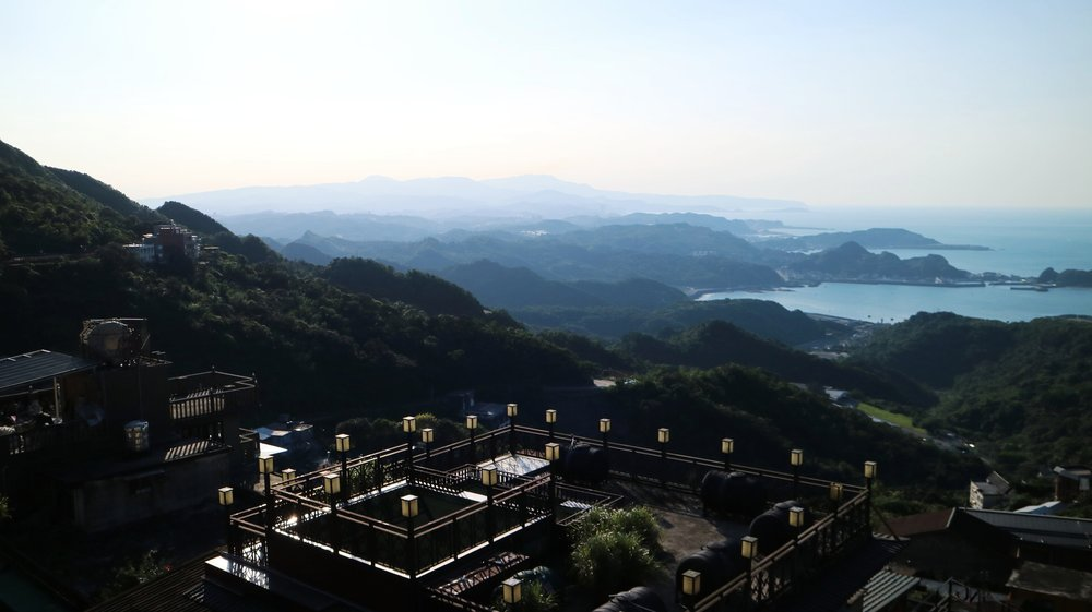 VIEW FROM 阿妹茶樓