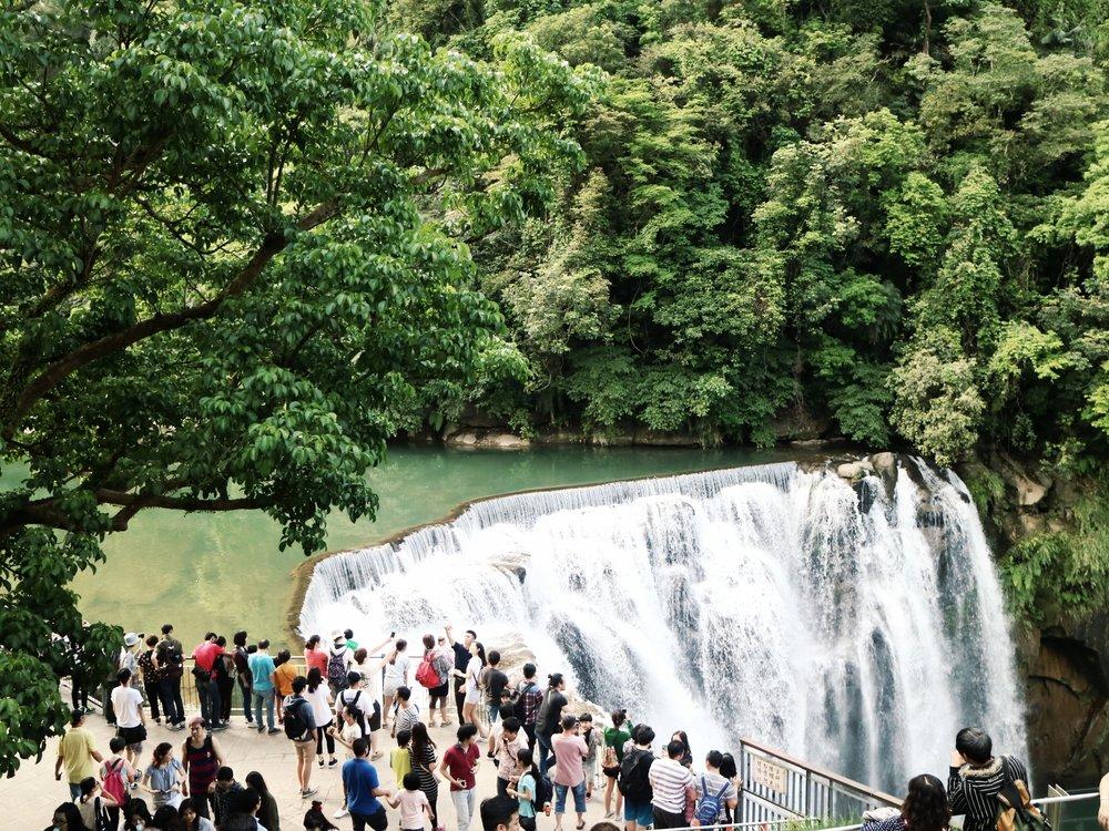 十分瀑布 - SHI FEN WATERFALL