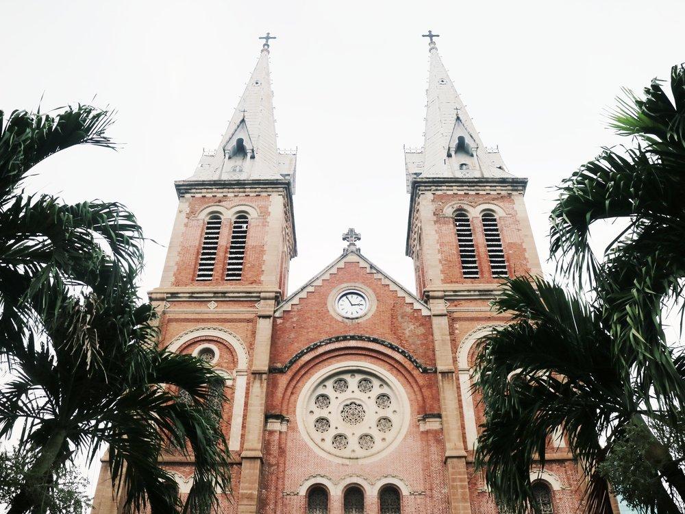 Saigon Notre-Dame Basilica -