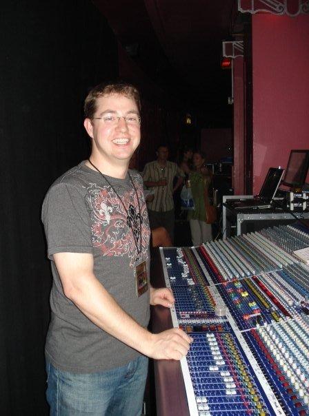 Charles Martinez    Sound Designer