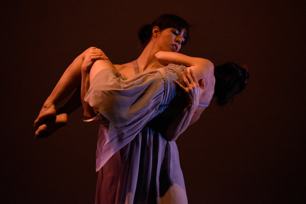 Kelly Vaghenas, Lisa Clementi (Photo Russell Haydn)