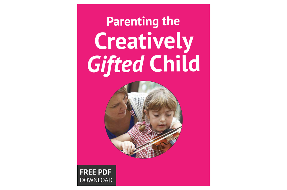 Free Download: Parenting the Creatively Gifted Child
