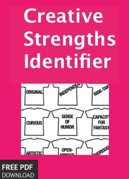 Creative Strengths Identifier