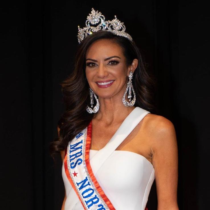 Mrs. North Carolina 2019 - Phaedra Pistone