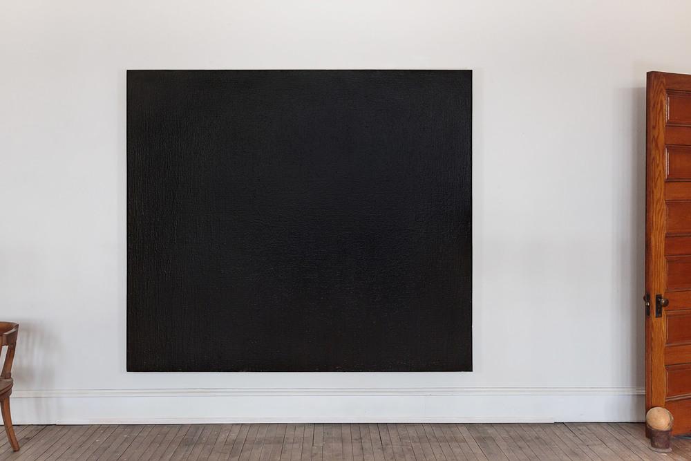 Joseph Marioni - Black