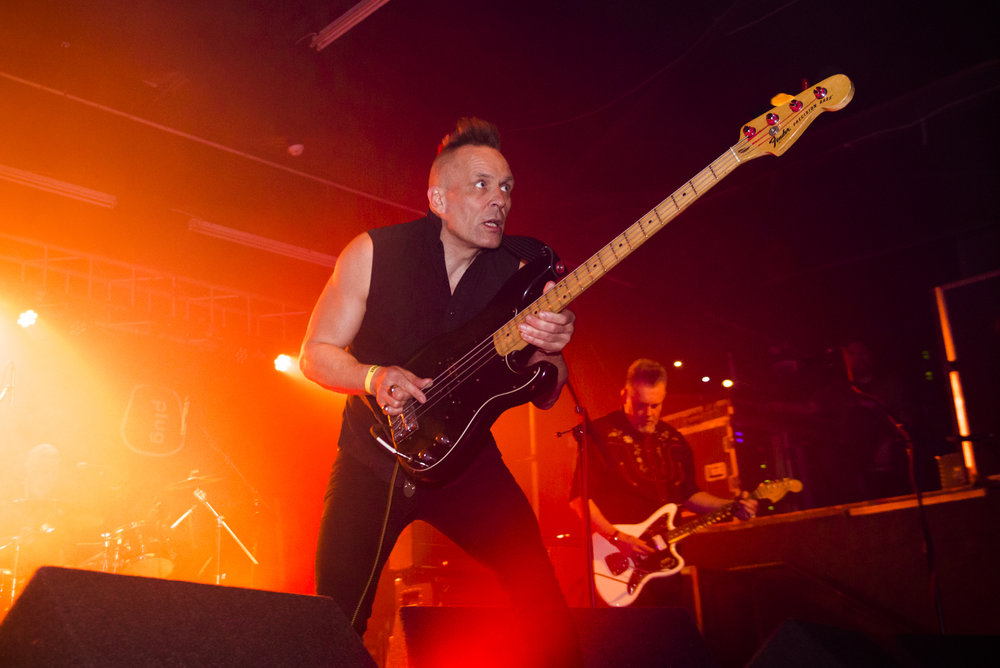 The Membranes - Plug - Outlines Festival March 2017