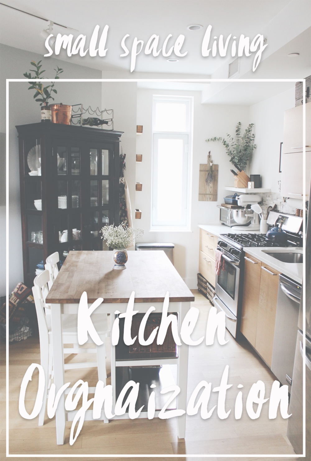 small space living: kitchen — Treehouse Freehouse   An urban ...