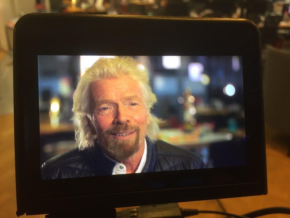 In Camera - Sir Richard Branson
