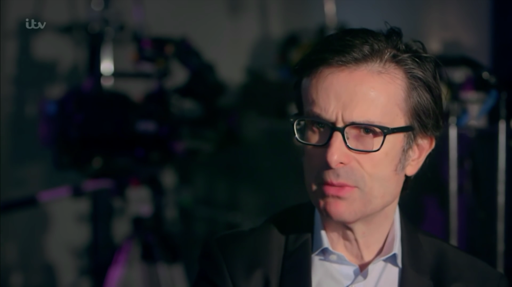 Robert Peston - Pier Morgan's Life Stories