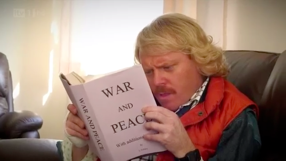 Produced this Nice Visual Gag for Keith Lemon to use