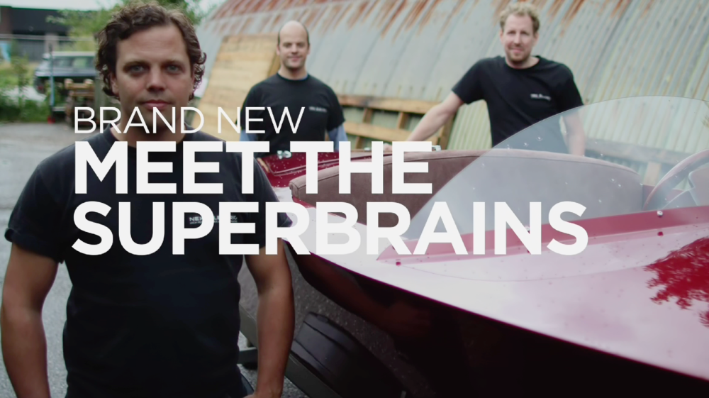 Meet The Superbrains